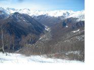 La Val Grande di Lanzo sempre dal Ciucrin..