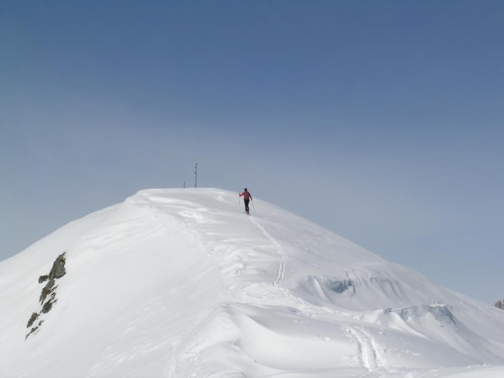 nei pressi del Monte Autés