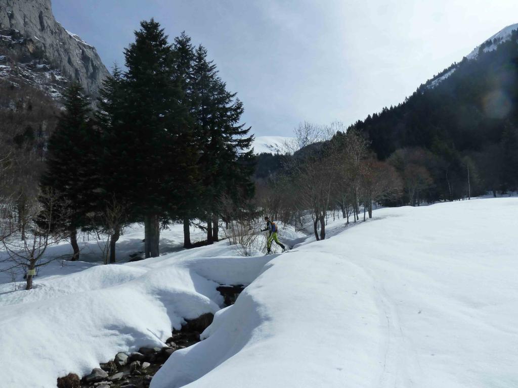 Tanta neve a Pian del Cros