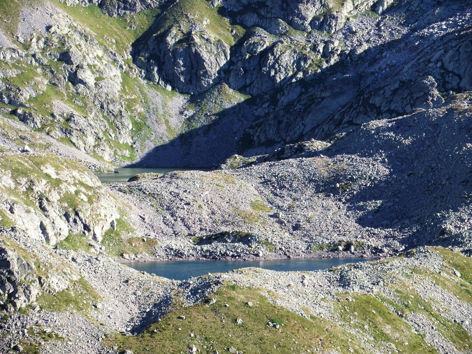 Peyrefique (Laghi di) dal Colle di Tenda 2020-04-12
