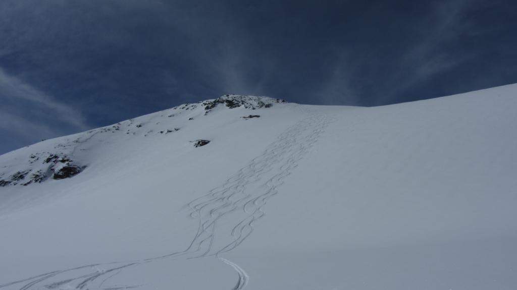 Condizioni ghiacciaio..... perfette!!!!