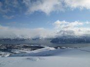 vista sul fiordo