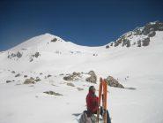 In alto il Col di Villadel.