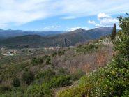 Salendo uno sguardo sulla pianura Ingauna 2