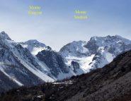 Il percorso del Monte Viraysse