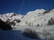 Dorsale di salita, ancora tanta neve!