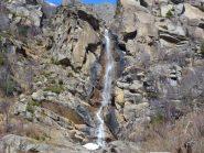 La cascata della Gera....finalmente...