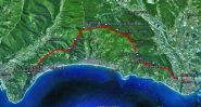 AVBS tracciato percorso