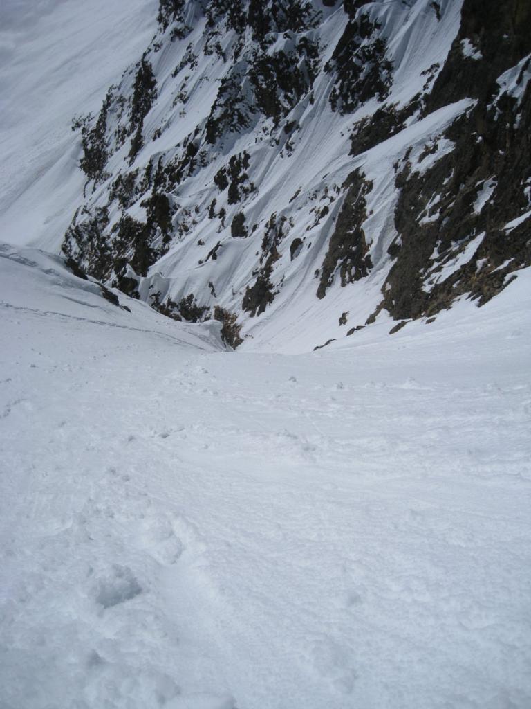 Asta Sottana (Cima dell') cima Est Canale Sud 2013-04-14
