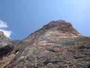 Monte Robbio, parete Sud