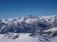 vista sull'alta Val Maira