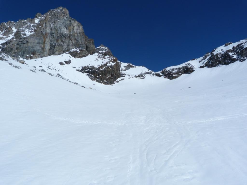ghiacciaio teleccio e gran san Pietro