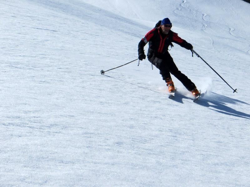 Gran bella sciata