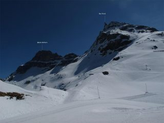 Vista verso Rothorn
