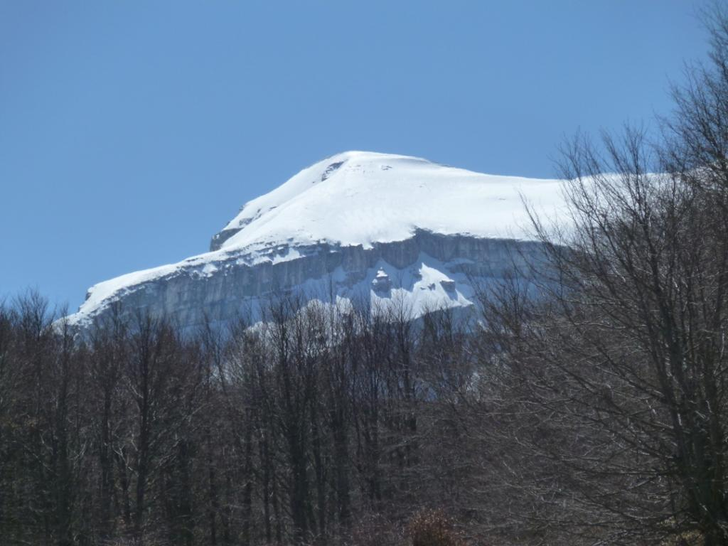 Corvo (Monte) salita Conca Capovelle;discesa Cresta Nord-Est Malecupo 2013-04-19