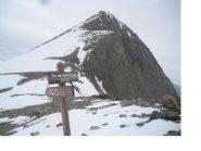 Il Grand Berard dal Col di Reverdillon..