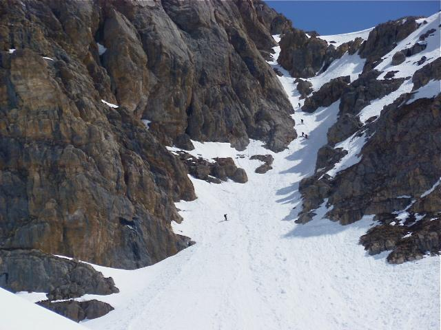 Grand Galibier (Le) Sommet Ovest dal Col du Lautaret per il Col Termier 2013-04-25