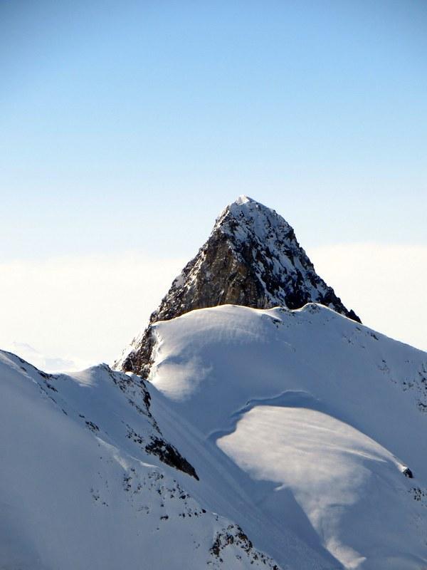 Lex Blanche ed Aiguille de Glacier
