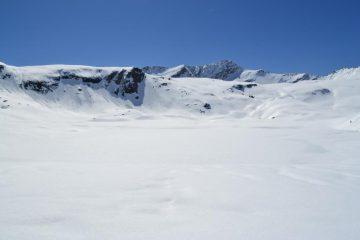 Lago Miserin (2576 m)