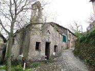 La chiesetta di Borgo