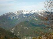 vista su Antoroto e Monte Grosso