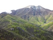 il vicino Monte Galero