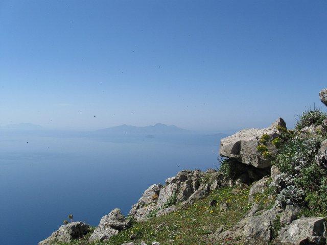 verso l'isola di Nisyros
