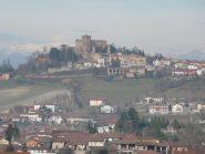 Castello di Gabiano ( inverno 2008 )