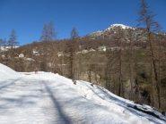 Verso l'Alpe Frejus