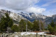 Mont Avic dalla cima del Gavin