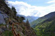 Sentiero 4 da Visey verso Champdepraz