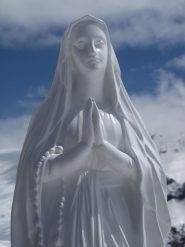 Nuova statua di vetta