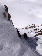 condizioni di salita invernali