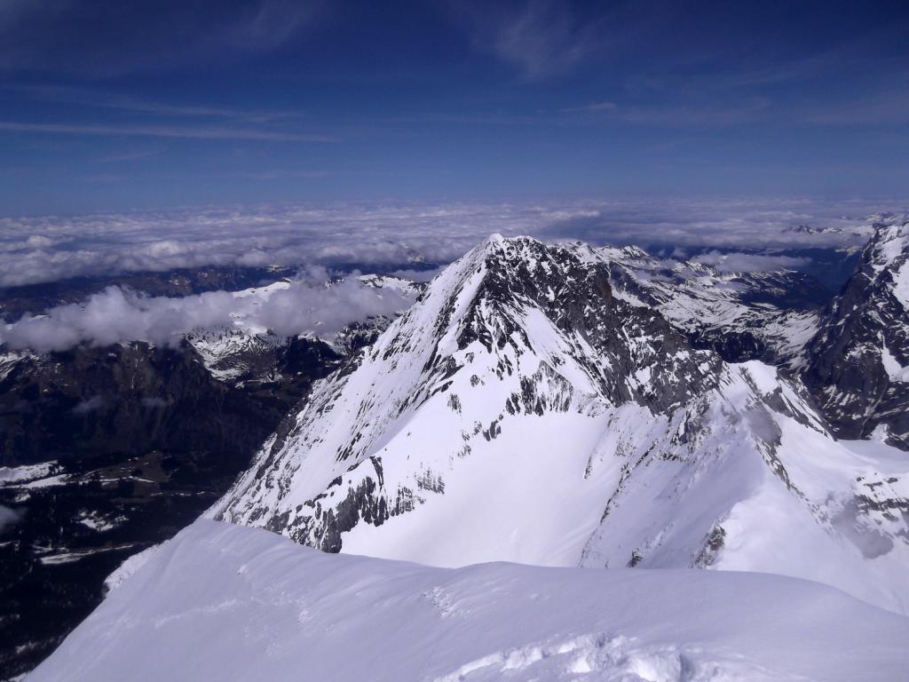 L'Eiger dal lato meno famoso