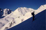 la paretina SE e la cresta di Chaillol