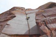 Supercrack of the desert