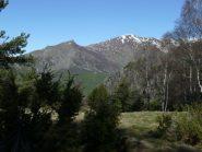 Giunti alla Bassa, uno sguardo verso lo Sbaron ed il Truc Castelletto