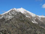 Crabun e cresta che scende verso il Colle Finestra