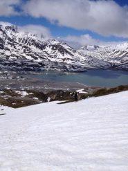 sciata vista lago