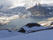 forte Roncia e lac du mont Cenis