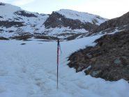 La neve a Pian Ciamarella