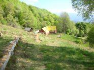 Rifugio L.Gilodi (Cà Meja) m 1110