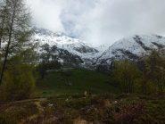 Alpe d'Attia con il Doubia