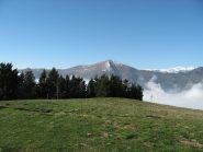 Cima del monte Ricordone