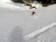 Neve fantastica e belle pendenze