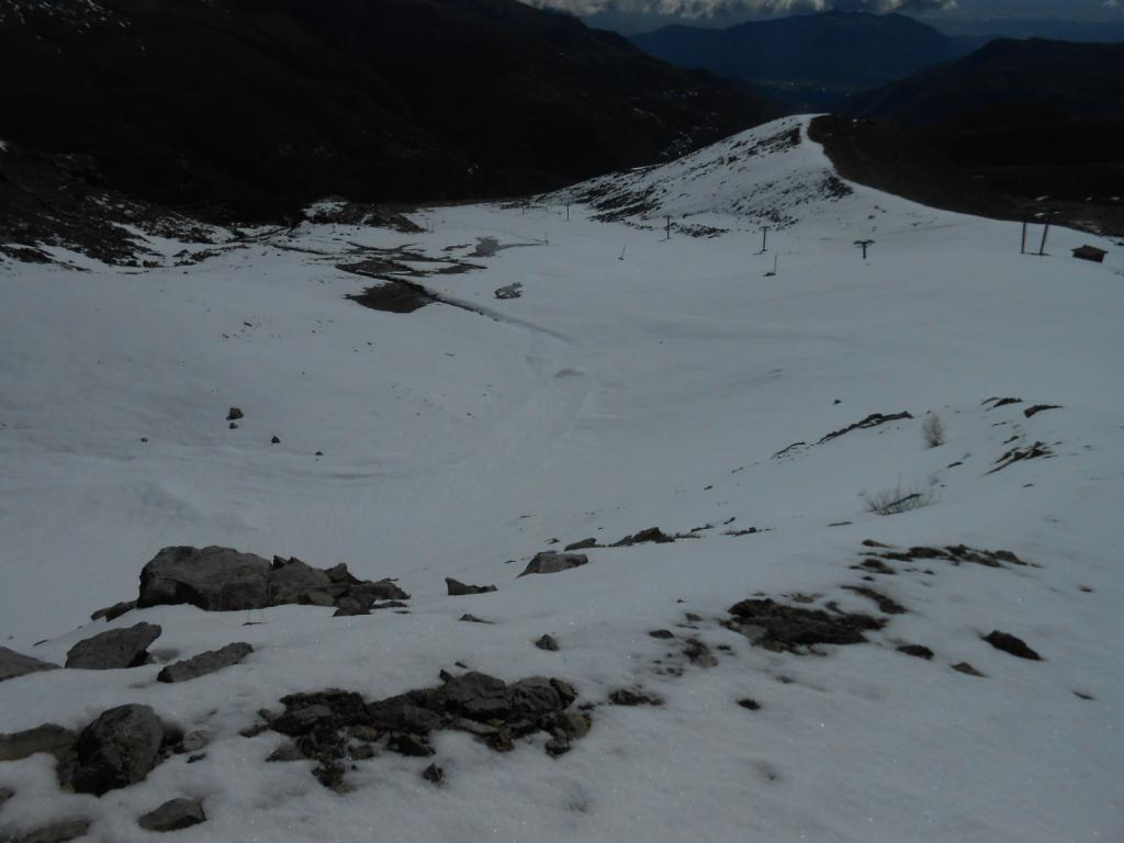 Granè (Monte) da Crissolo, Km Verticale 2013-05-24