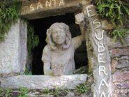 L'inquietante Santa Esuberanza