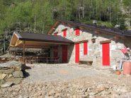 Il nuovo rifugio Alpe Pianetti