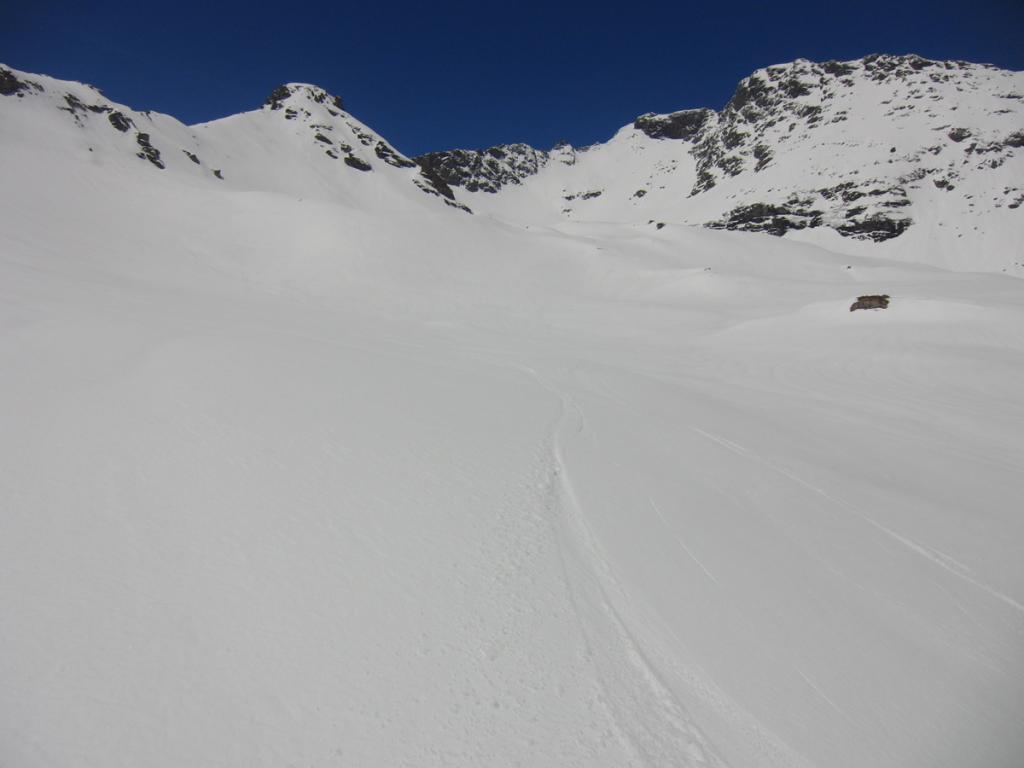 Ambiente perfetto per lo sci
