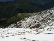 condizioni neve al ritorno